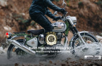 Royal Enfield Bullet Trials 350 and 500 Launched