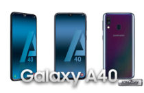 Samsung Galaxy A40 to come with AMOLED screen and dual rear cameras