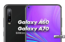 Samsung Galaxy A60, Galaxy A70 specs leak ahead of launch