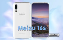Meizu 16s with Ss 855, 6.2-inch display and 48 MP dual rear cameras