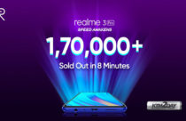 Realme breaks previous record with the sale of Realme 3 Pro