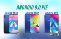 Samsung Galaxy M30, M20 and M10 receive Android 9 Pie upgrades