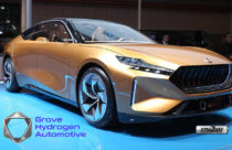 Grove Hydrogen Fuel cell powered cars to launch in Nepal
