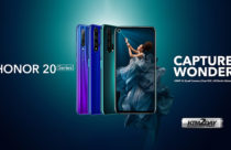 Honor 20 and Honor 20 Pro smartphones with rear quad cameras launched