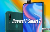 Huawei P smart Z unveiled with 6.59 inch screen and a pop-up camera