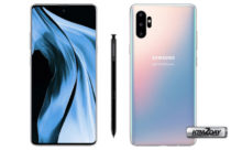 Samsung Galaxy Note10 to borrow design cues from P30 Pro