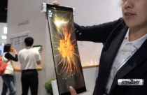 BOE unveils scrollable display technology for future smartphones