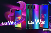 LG launches W10, W30 and W30 Pro with AI camera and 4000 mAh battery