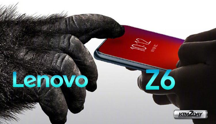 Lenovo-Z6-display-Specification
