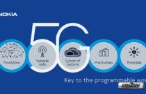 Nokia ahead of Huawei in 5G orders