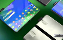 Oppo's foldable-smartphone 3D renders surfaces online