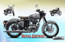 Royal Enfield Classic 350 Gunmetal Grey launched in Nepal