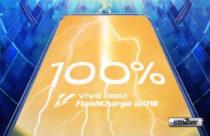 Vivo announces 120W Super FlashCharge technology