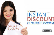 Buddha Air offers heavy discounts on Online flight bookings