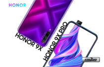 Honor 9X and Honor 9X Pro smartphones officially launched