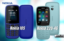 Nokia 220 4G and Nokia 105 Feature Phones refresh launched