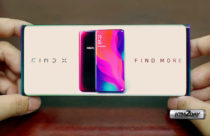 "Oppo unveils bezel-less ""Waterfall Display"" with curved edges"