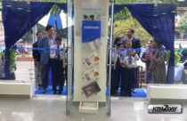 Samsung Digital Plaza's another showroom opens at Pulchowk