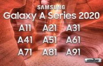 Samsung files trademarks for Galaxy A-Series 2020