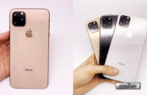 Chinese manufactures copy iPhone 11 design and create Android clones