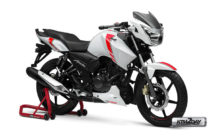 Apache RTR 160 2V Race edition launched at NADA