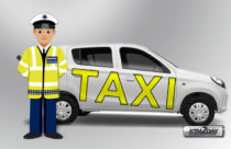 Traffic Police books 12,749 taxi drivers in the last fiscal year