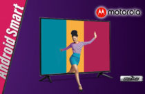 Motorola launches Smart TV with Android 9.0 in Indian market