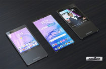 Samsung working on dual display smartphone design