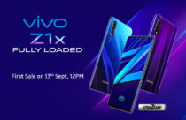 Vivo Z1x launched with Snapdragon 712, Triple Camera and 4500 mAh battery