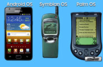 Mobile OS evolution in past 20 years(Video)