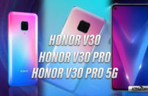 Honor V30, Honor V30 Pro and Honor V30 Pro 5G - Price, Specs Leak