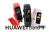 Huawei Band 4 is official ! Set to compete with Xiaomi Mi Band 4