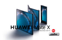 Huawei Mate X folding smartphone launched in China