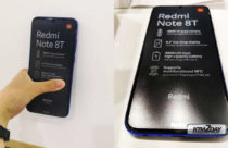 Xiaomi Redmi Note 8T Revealed in Live Images