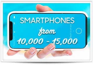 Smartphones 10-15K