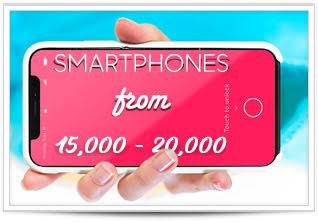 Smartphones 15-20K
