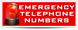 emergency telephone numbers kathmandu