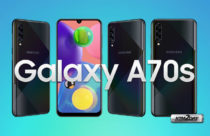 Samsung Galaxy A70S with 64 MP camera launched in Nepal