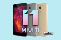 Xiaomi starts rolling out MIUI 11 for Redmi Note 4