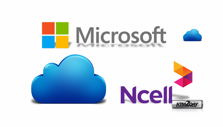 Ncell Microsoft cloud services